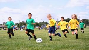 Командные виды спорта для развития детей