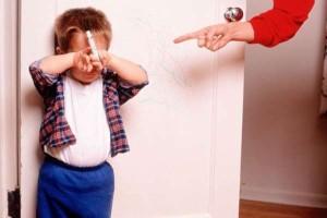 Наказание ребенка. Необходимая или запрещенная мера