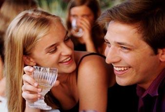 разговор знакомства молодых людей
