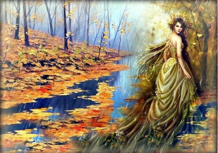 Королева Осень