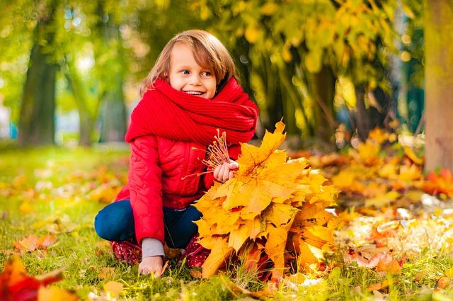 Стихи про осень для детей и взрослых