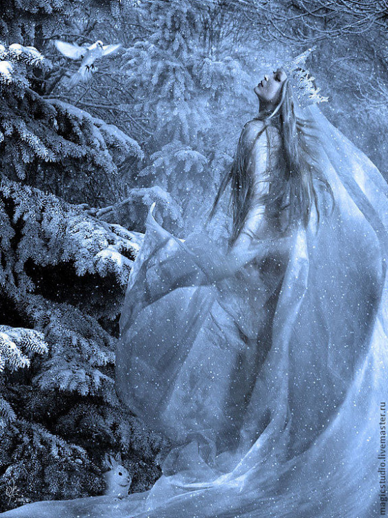 Русская снегурочка
