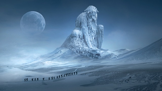 Ледяной плен