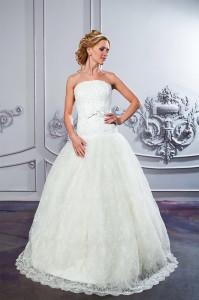 Пышное свадебное платье2