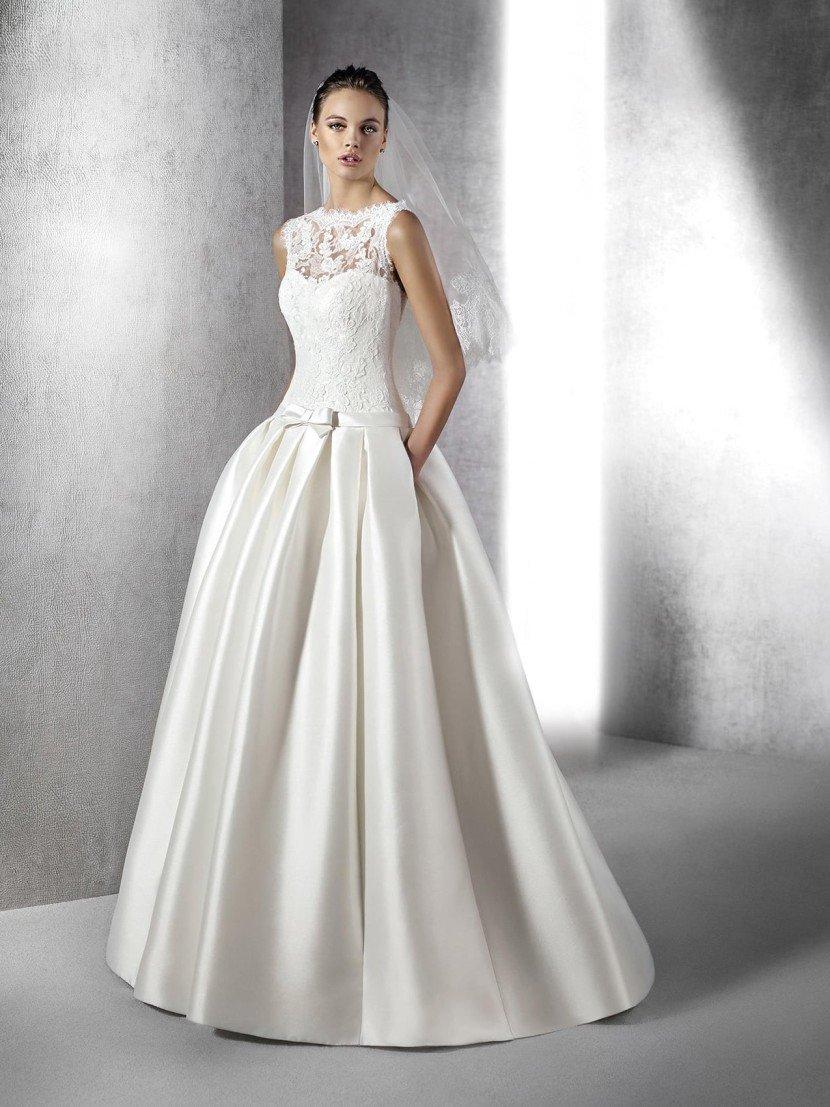 Пышное свадебное платье3