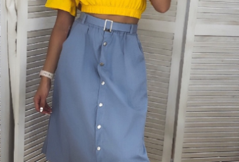 Модный лук 2019