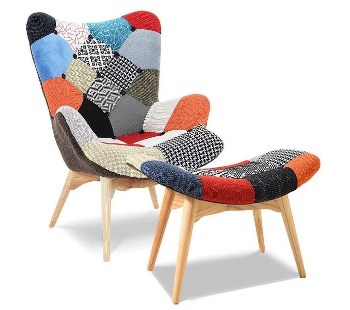 Стильное кресло для зала