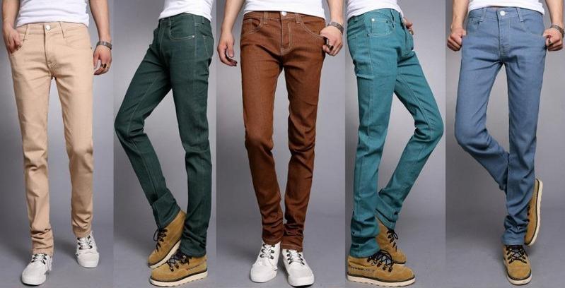 Идеальная пара джинсов