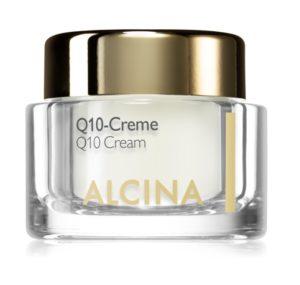 Alcina Effective Care крем для лица с коэнзимом Q10