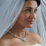 Основные принципы подбора свадебной бижутерии к платью