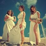 Вечеринка в древнегреческом стиле: Почувствуйте себя богиней Олимпа!