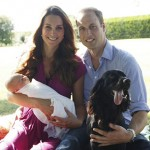 Первые фото первенца принца Уильяма и герцогини Кембриджской