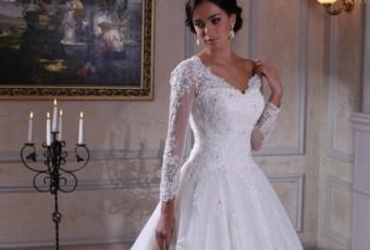 Свадебные платья тренды